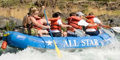 All Star Rafting & Kayaking